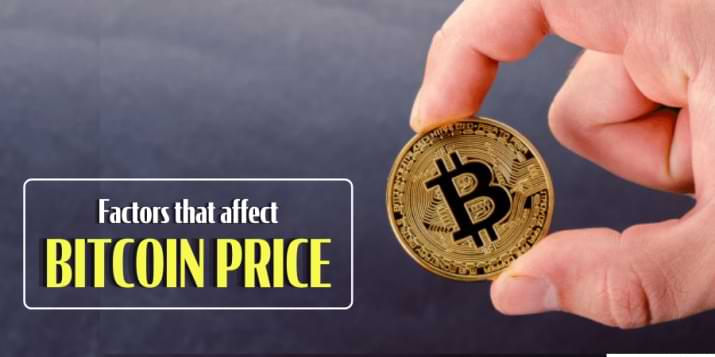 What are the Factors that Affect the Price of Bitcoin?