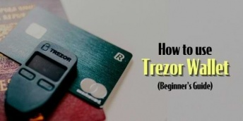 Beginner's Guide 2020: How to use Trezor Wallet