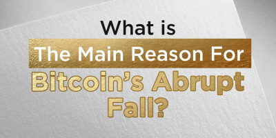 What is The Main Reason For Bitcoin's Abrupt Fall?