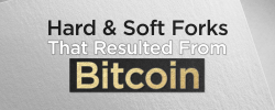 Hard & Soft Forks That Resulted From Bitcoin