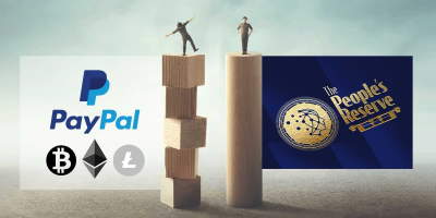 Paypal: Cryptocurrency's Avenue to Usability
