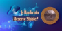 How Stable is Bankcoin Reserve