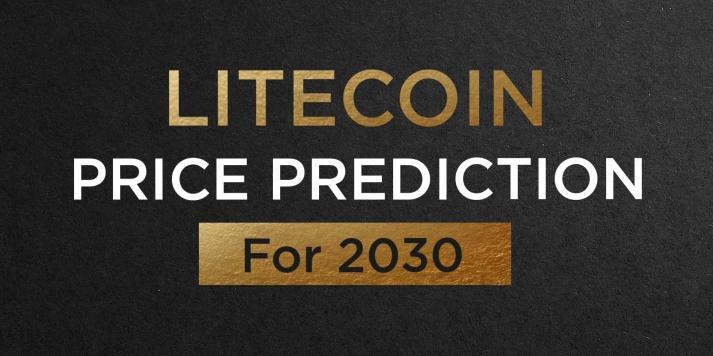 Litecoin Price Prediction For 2030