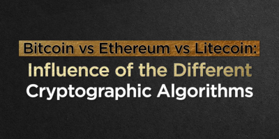 Bitcoin vs Ethereum vs Litecoin: Influence of the Different Cryptographic Algorithms