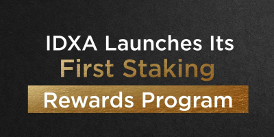 IDXA Launches Its First Staking Rewards Program