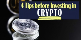 4 Important Tips Before Investing in Cryptocurrency